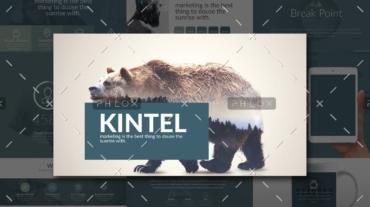 Kintel-Modern-Portfolio-Powerpoint